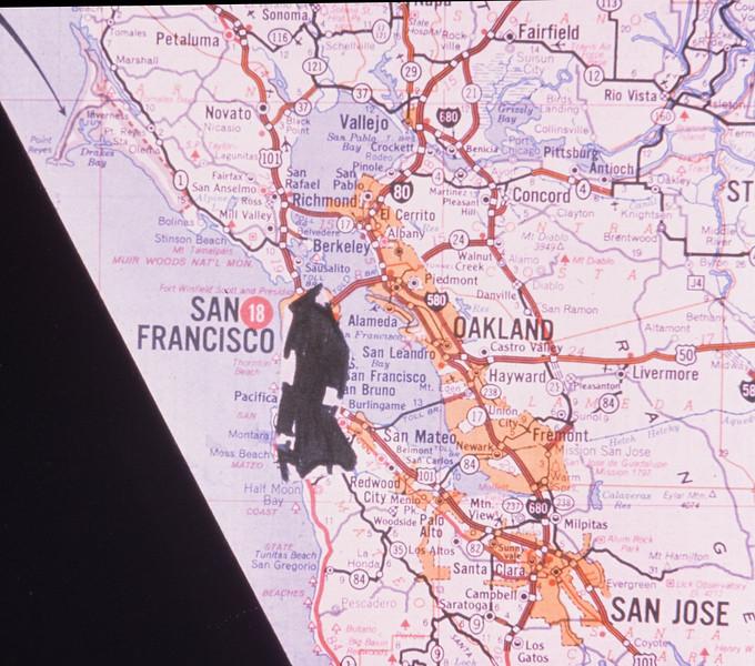1978-XX-XX - TIC - Irvine Ranch Property Boundary Overlayed on San Francisco