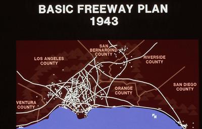 198X-XX-XX - TIC - Basic Southern California Freeway Plan of 1943