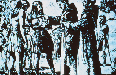 17XX-XX-XX - TIC - Possibly Father Serra and California natives
