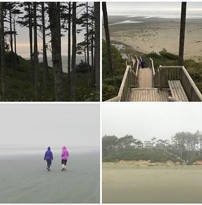 2017-09-07  Seabrook  Walking on the beach