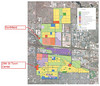 2005-00-00 - Denver - Stapleton - Site plan with location of retail