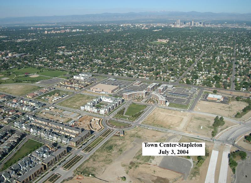 2004-07-03 - Denver - Stapleton 29th St Town Center Aerial