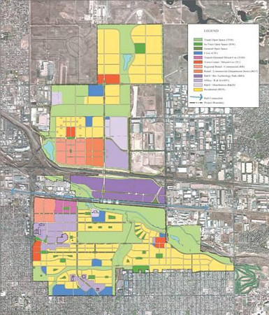 2005-00-00 - Denver - Stapleton - Site plan