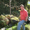 Jay Tomes Claypools yard smiling