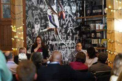 Alexis Bucknam, Executive Director for Utah Campus Compact