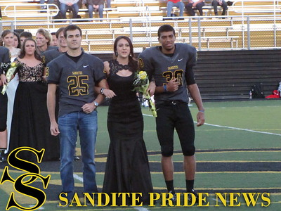 10/2/15 Homecoming Court