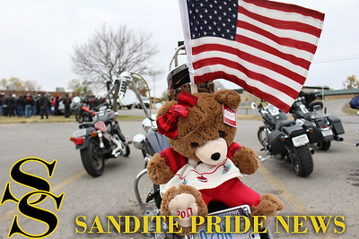 The 2017 2 Angels Toy Run remembers Cassidy Rotramel and Hannah Christian who died in a car crash in high school.