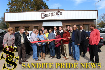 Grand Opening of OkieSpice & Trade Co.