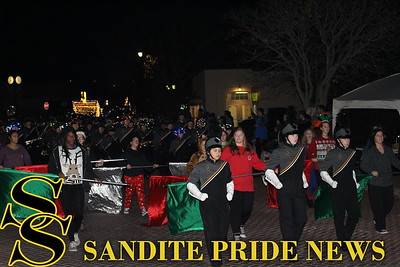 2017 Festival of Lights Christmas Parade