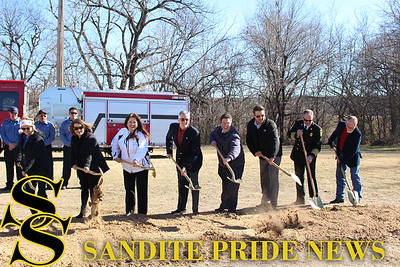 12/14/17 Fire Station No. 2 Groundbreaking