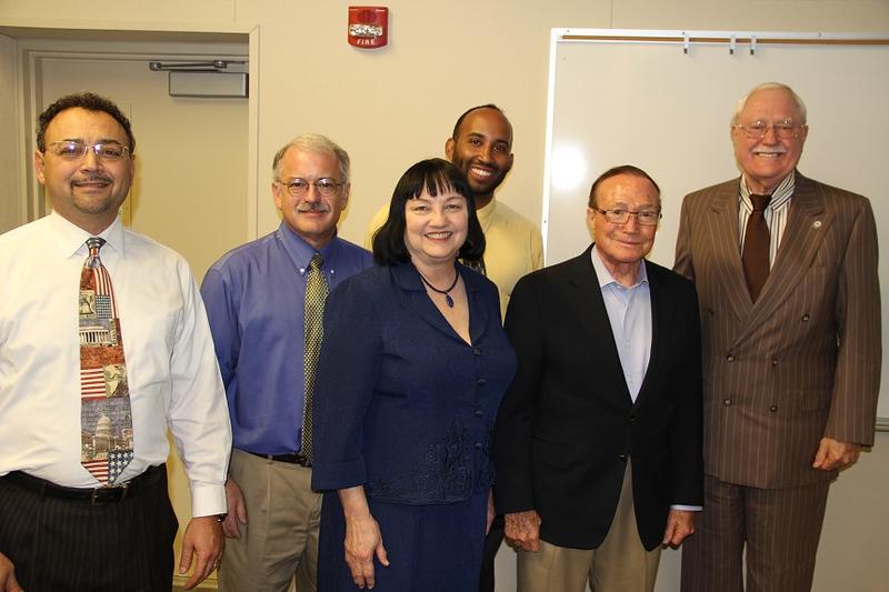 Group photo of the LEA team.
