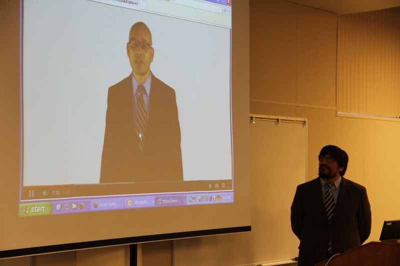 Oliver Rosales presents a video from Manny Mourtzanos.