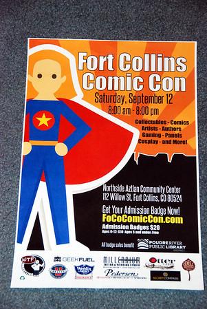 2015 FoCo Comic Con