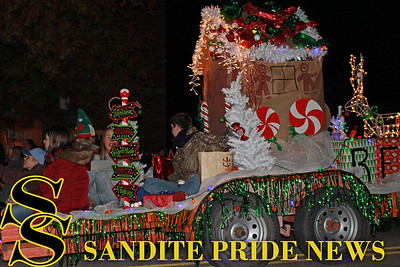 2016 Festival of Lights Christmas Parade