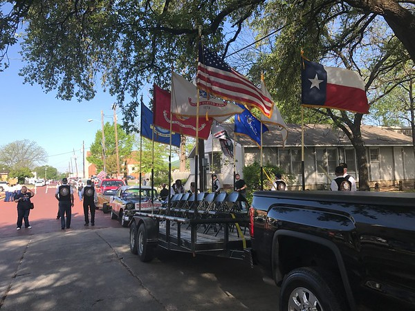 2017 Medal of Honor Parade