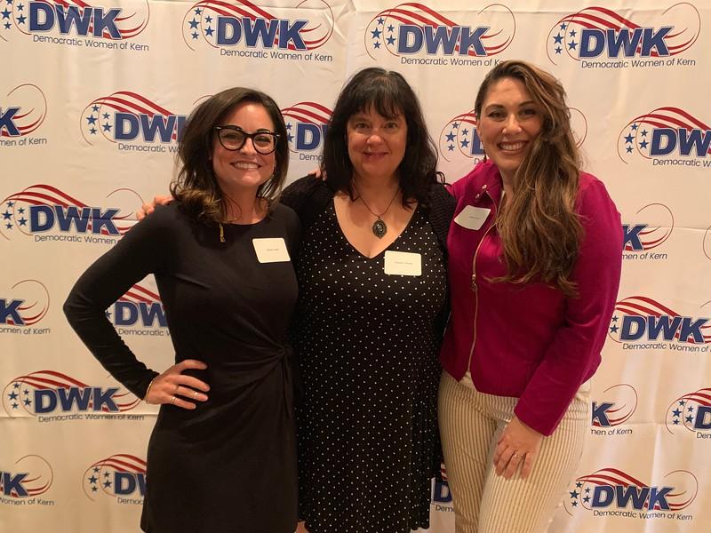 Democratic Women of Kern - Women in Politics Luncheon