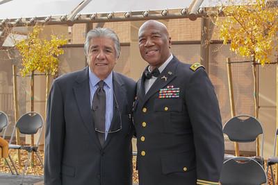 Vernon Valenzuela Veterans Resource Center Ribbon Cutting - Edited & Curated