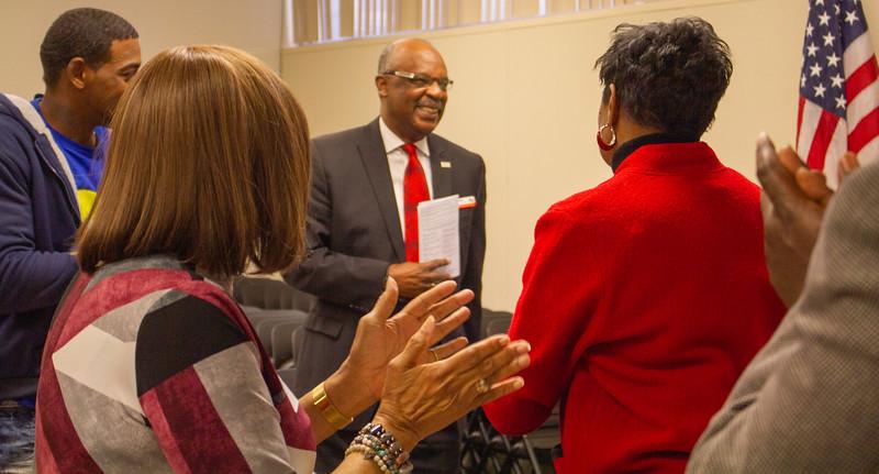 African-American Community Leaders Breakfast
