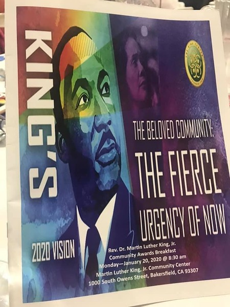 Rev. Dr. Martin Luther King Jr. Committee Community Awards Breakfast
