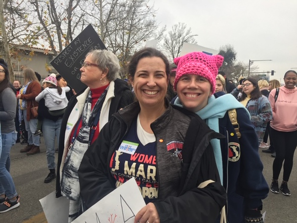 Women's March Kern County