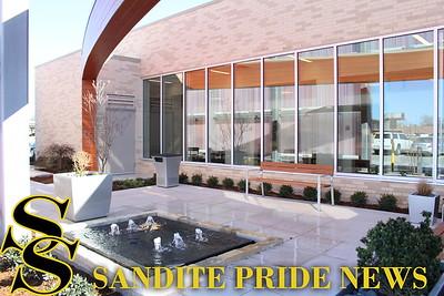 Brand new Warren Clinic Urgent Care facility.