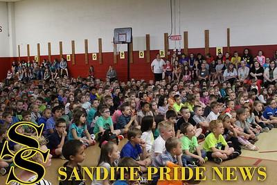 4/20/17 Tim Wright speaks at Pratt Elementary