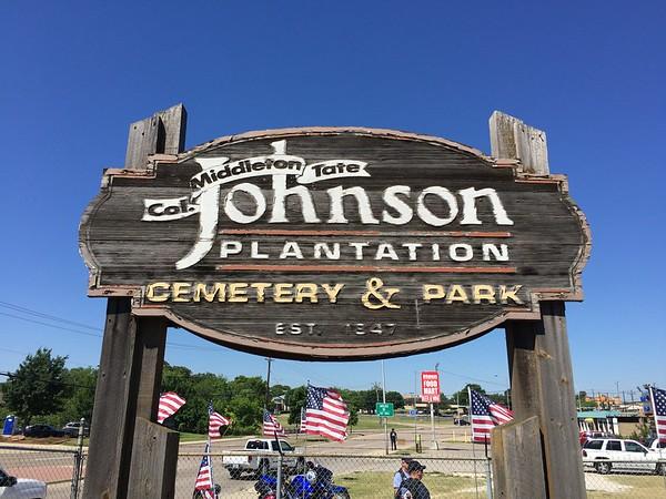 Arlington Historic Cemeteries Restoration Ceremony