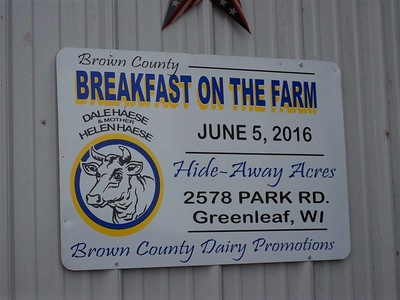 Breakfast on the Farm 2016