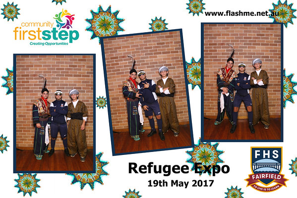 CFS Refugee Expo - 19 May 2017