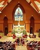 St. Theresa's Catholic Church, Ashburn VA, Copyright © Steven Holland 2013