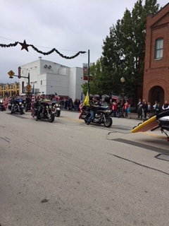 Grapevine Veterans Day Parade and Event