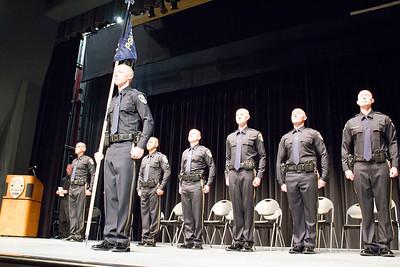 2017: BPD Law Enforcement Graduation