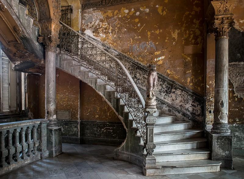 """Havana Stairway"" by John Stevenson"