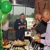 Lt. Col. Kevin Burke Promotion Party