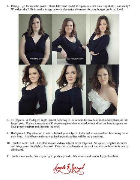 Over 40 Females - Posing Tips-2