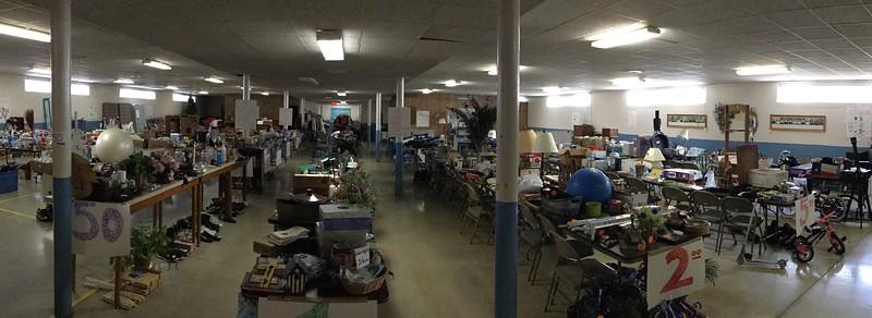 Parish Rummage Sale 2017