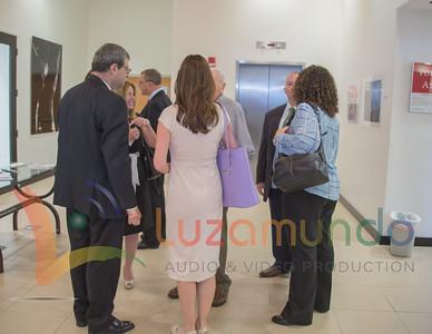 Puerto Rican chamber & Jewish Foundation Event