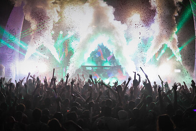 11/02/12 DAYGLOW/Life In Color/Tucson