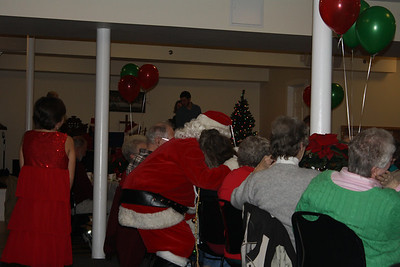 2009 Senior Citizen Dinner