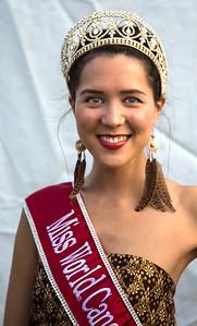 Tarta Teng, Miss World Canada 2012