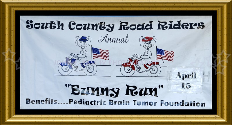 THE SOUTH COUNTY ROAD RIDERS '' BUNNY RUN