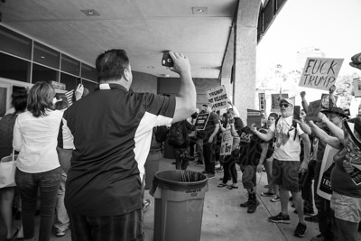 03/19/15_DonaldTrump_TucsonProtests_KathleenDreierPhotography