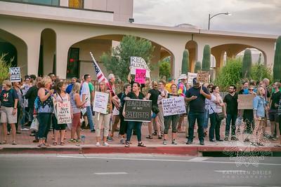 08/22/17_TucsonAgainstRacismProtestRally__KathleenDreierPhotography
