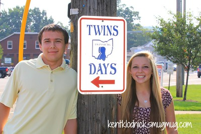 Twinsburg Twins Day 2014