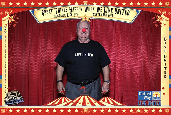 United Way Photo Booth 2015