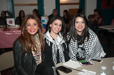 Chicago Palestine Film Festival, 'Kufiyeh Night' Fundraiser 3.28.15