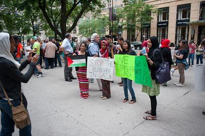Palestine protest 7 5 14-7429