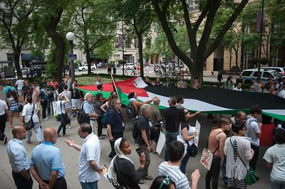 Palestine protest 7 5 14-7451