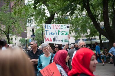 Palestine protest 7 5 14-7433