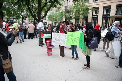 Palestine protest 7 5 14-7430